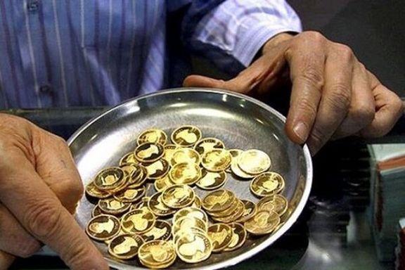 قیمت سکه بهار آزادی به زیر 4 میلیون تومان رسید