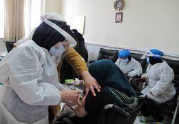 نوبت دوم واکسیناسیون کرونا آغاز شد