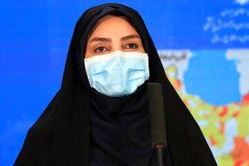 شناسایی ۱۱ هزار و ۴۲۰ نفر بیمار جدید مبتلا به کووید۱۹ در کشور