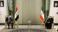 روحانی و نخست وزیر عراق در گفتگوی تلفنی امروز  از چه صحبت کردند؟