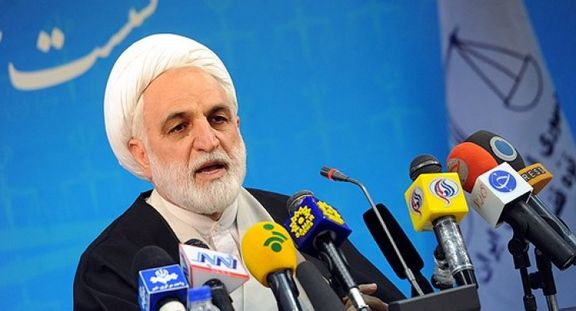 جرم دری اصفهانی در حضور وکیل ثابت شده و در زندان است