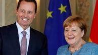 سفیر آمریکا در آلمان از اقدام این کشور علیه هواپیمایی ماهان استقبال کرد