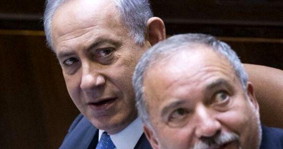 لیبرمن مجبور به ائتلاف با نتانیاهو می شود؟