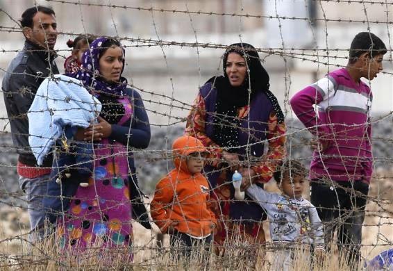۱۰ هزار نفر از آوارگان سوری به خانههای خود بازگشتند