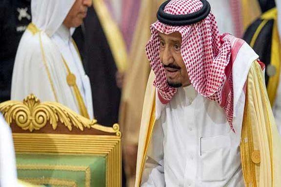 اظهارات جدید ادشاه عربستان درباره معامله قرن