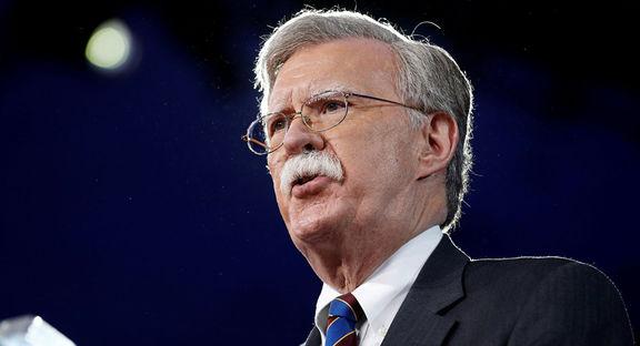 جان بولتون خواهان ارائه گزینه های نظامی پنتاگون علیه ایران شده بود