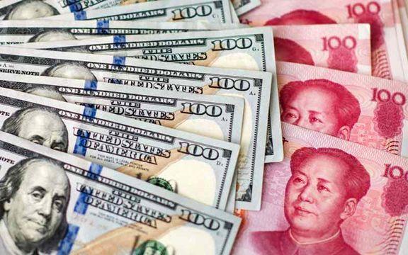 افزایش ذخایر ارز خارجی چین به دنبال ضعف دلار