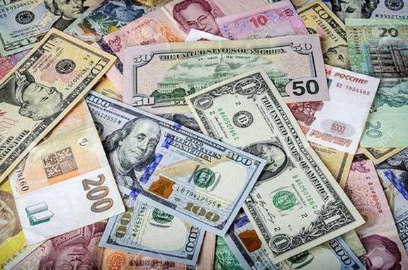 بانک مرکزی نرخ رسمی ۴۷ ارز را ثابت اعلام کرد