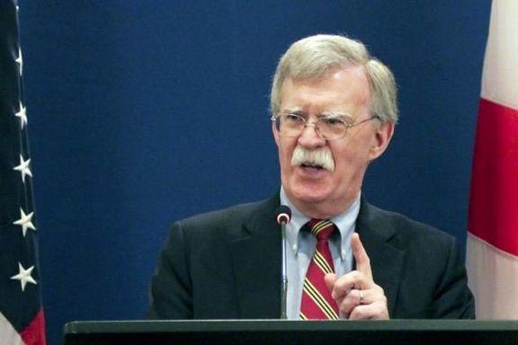 تحریم های بیشتری علیه ایران اعمال می کنیم