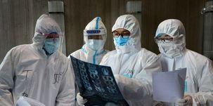 گسترش سریع ویروس کرونا در کره جنوبی