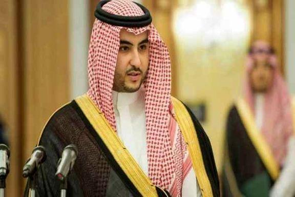 ادعای خصمانه خالد بن سلمان: ایران به دنبال بهره برداری از یمن در راستای منافعش است!