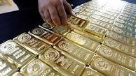 افزایش یک دلار و 30 سنت قیمت انس طلای جهانی