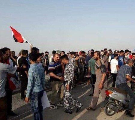 حکم جلب استاندار بصره به جرم تهمت به رئیس پلیس این کشور صادر شد