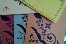 قیمت انواع دفتر برای دانش آموزان و دانش جویان