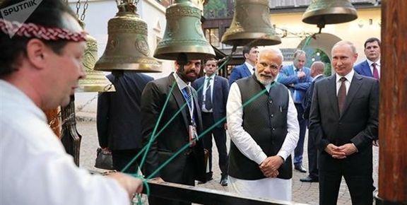 قرارداد پنج میلیارد دلاری هند و روسیه/ آمریکا نمی تواند هند را تحریم کند