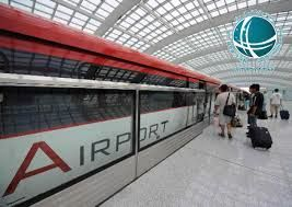 مترو های پکن خالی از مردم + فیلم