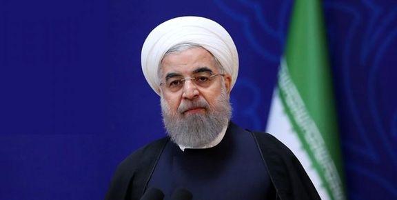 اظهارات روحانی پس از نشست مشترک با نخست وزیر عراق