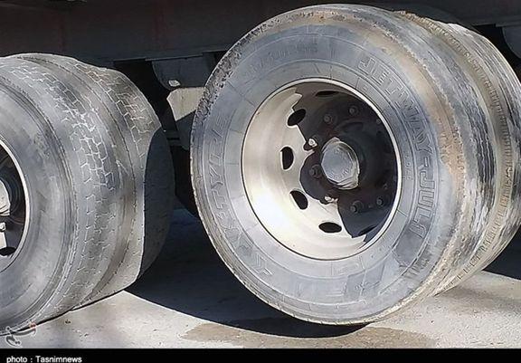 تخصیص ارز دولتی به لاستیک، برای کامیونداران