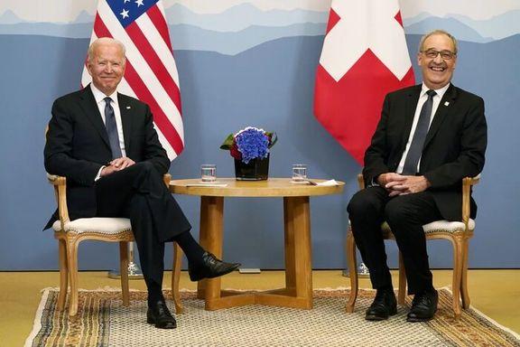 وزیر خارجه سوئیس: بایدن آماده حمایت از کانال مالی ایران است