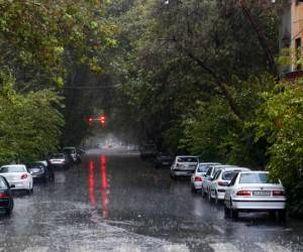 هشدار سازمان هواشناسی نسبت به بارندگی شدید در استانهای شمالی کشور