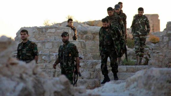 ارتش سوریه از شمال وارد خان شیخون شد