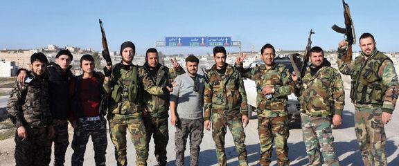 دو روستای جنوبی در حلب از دست داعشی ها آزاد شد