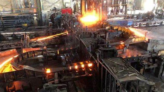 به دلیل قطعی برق، ۱۰ میلیون تن فولاد کمتر تولید شد