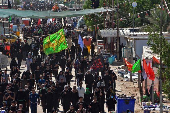 رئیس سازمان حج: بیش از ۸۰ هزار زائر ایرانی وارد عراق شدهاند