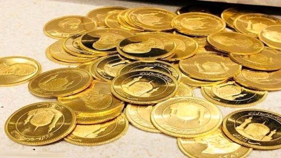 قیمت سکه به ۱۰ میلیون و ۲۷۰ هزار تومان افزایش یافت