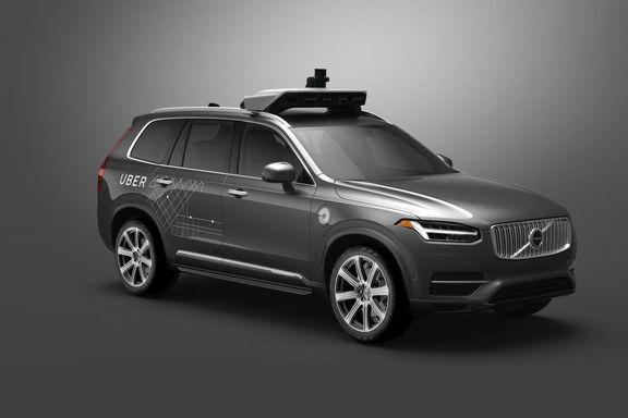 ولوو اولین و بزرگترین قرارداد تحویل خودروهای اتوماتیک را منعقد کرد