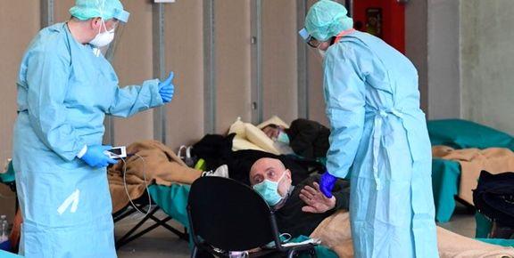 تعداد قربانیان کرونا در ایتالیا به 2158 نفر افزایش یافت