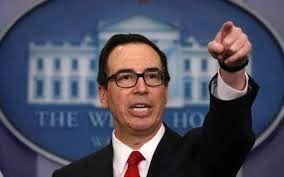 انتقاد وزیر خزانه داری آمریکا از سیاست های ارزی چین