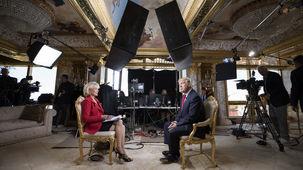 ترامپ در مصاحبه با «سی بی اس»: واشنگتن مکانی فاسد است / من واقعا نمیدانستم رسانه ها اینقدر متقلب هستند