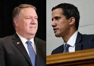 پمپئو: اپوزوسیون ونزوئلا حمایت امریکا را دارد