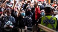 جدیدترین ویدئو از اعتراضات علیه نژادپرستی در نیویورک مصادف با روزهای سالگرد استقلال آمریکا