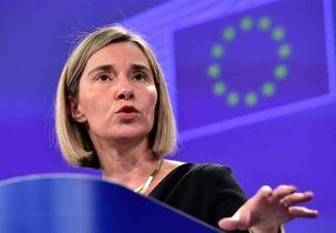 موگرینی: برگزاری نشست سوئد درباره اوضاع یمن نتیجه نقش تاثیرگذار ایران است