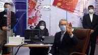 علی لاریجانی برای انتخابات ریاست جمهوری ثبت نام کرد