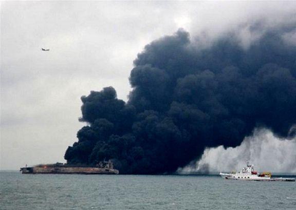 جزئیات عملیات نجات  ایران به کارکنان کشتیهای آسیب دیده در دریای عمان را به سازمان بین المللی دریانوردی ارائهشد