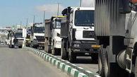افزایش صادرات کالا از ایران به عراق از طریق مرز اقلیم کردستان