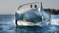 تولید خودرویی که با آب کار میکند / ظرفیت این خودرو 5 سرنشین است