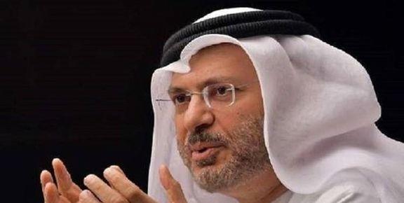 انور قرقاش خواهان درگیری گروههای نیابتی عربستان و امارات شد