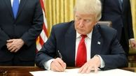 دونالد ترامپ وضعیت اضطراری علیه ایران را یک سال دیگر تمدید کرد