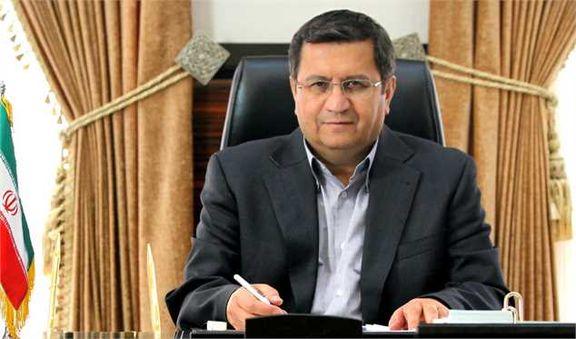 همتی: سهم نفت در اقتصاد ایران کمتر از 50 درصد است