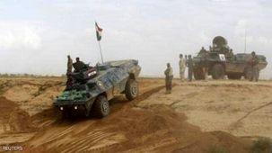 آغاز حمله داعشی ها به ایست های بازرسی