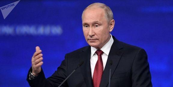 پوتین:  روابط روسیه با امریکا هر روز بدتر میشود