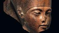 مجسمه سه هزار ساله مصر باستان به فروش رفت