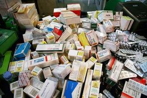 بیش از ۳ هزار تن دارو به کشور وارد شد