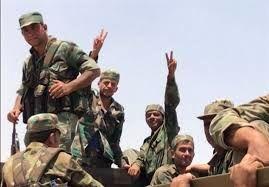 ارتش سوریه الزربه را به کنترل خود در آورد