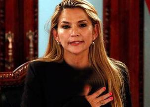 ژانینه آنیِس  رئیسجمهور جدید  بولیوی کیست؟
