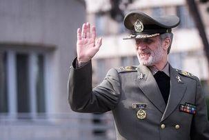 سفر امیر سرتیپ حاتمی به روسیه/دیدار دو وزیر دفاع ایران و روسیه در مسکو